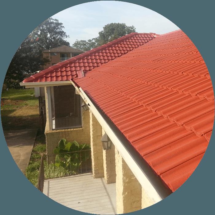 roof restoration image